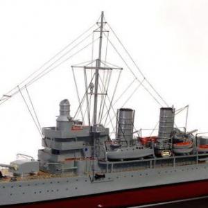 HMS Gotland Seaplane Cruiser (Standard Range) - GN (BT0025P)