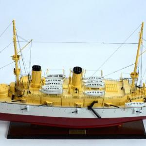 USS Olympia Battle Cruiser (Standard Range) - GN (BT0029P-100)