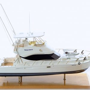 Riviera 45 Model Boat (Time Out 2)