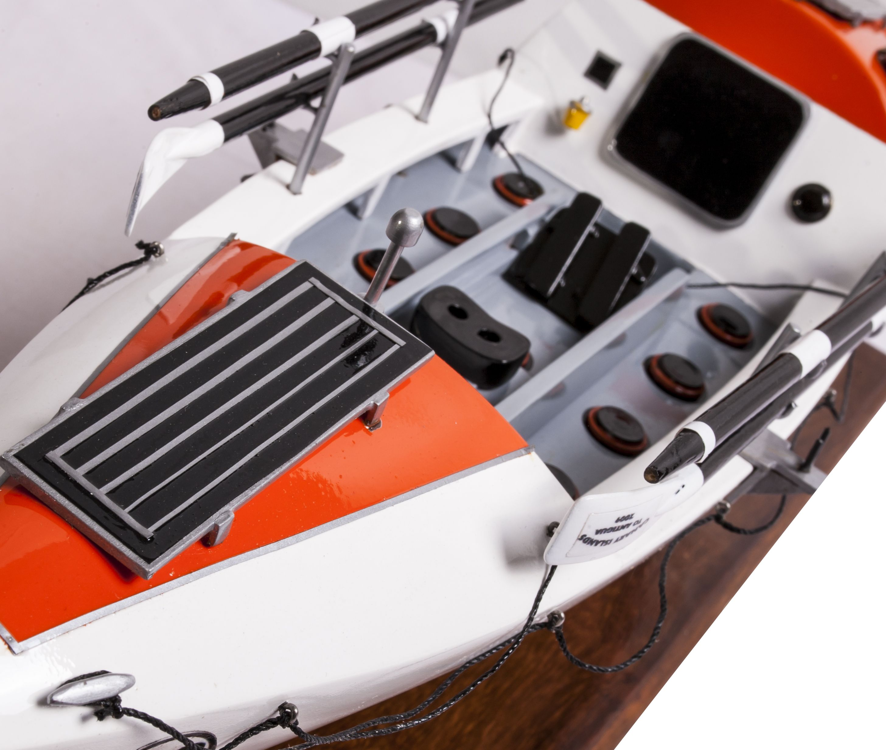 Halcyon Rowing Boat