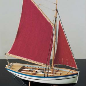 Sloup Model Boat Kit - Corel (SM43)
