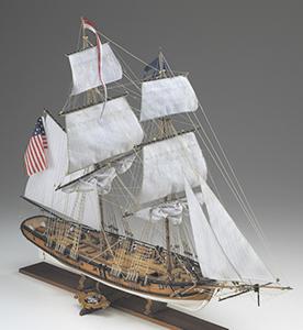 Eagle American Brig 1812 Model Boat Kit - Corel (SM61)