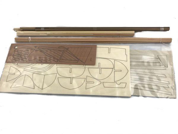 Whale Boat Model Kit - Amati (1440)
