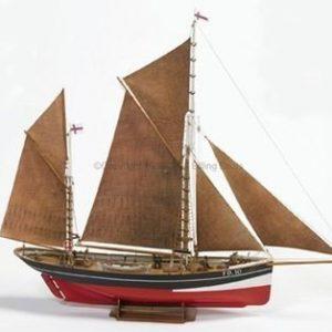 FD 10 Yawl Model Boat Kit - Billing Boats (B701)
