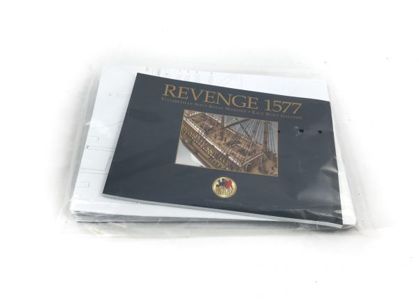 1639-13664-HMS-Revenge-Model-Ship-Kit-130008