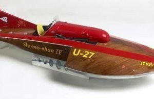 Slo-Mo -Shun IV Model Boat Kit - Billing Boats (B520)