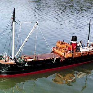 SS Talacre Ship Model Kit - Caldercraft (7005)