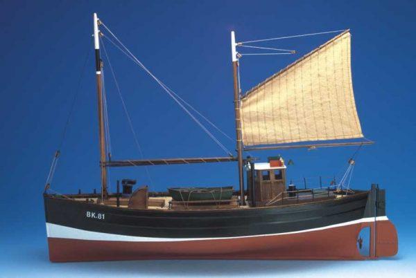 Fifie Amaranth Ship Model Kit - Caldercraft (7010)