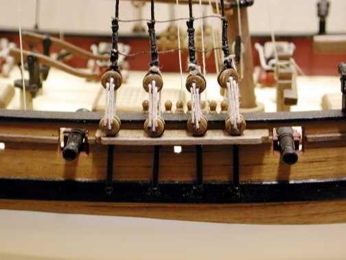 HM Cutter Sherbourne Boat Kit - Caldercraft (9010)