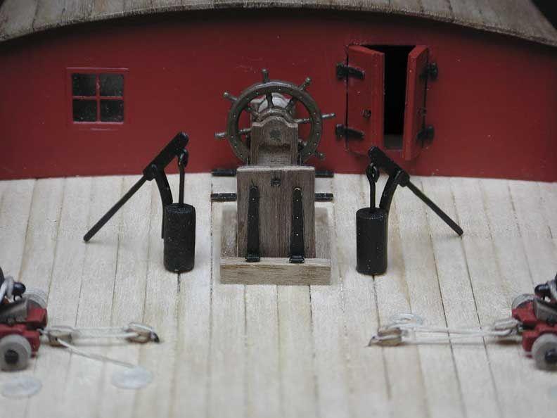HM Brig Badger Boat Kit - Caldercraft (9017)