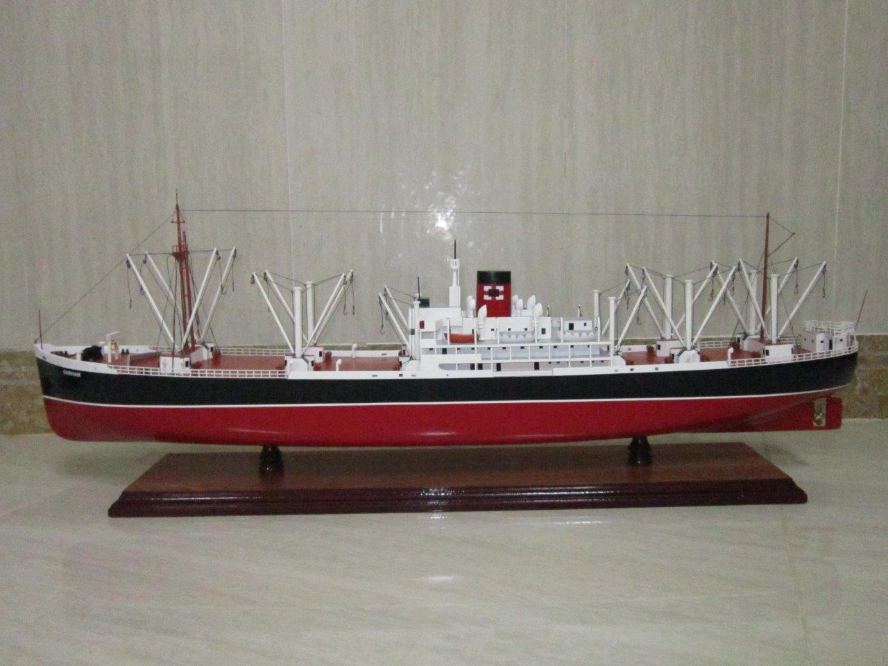 City of Durham Model Ship - GN