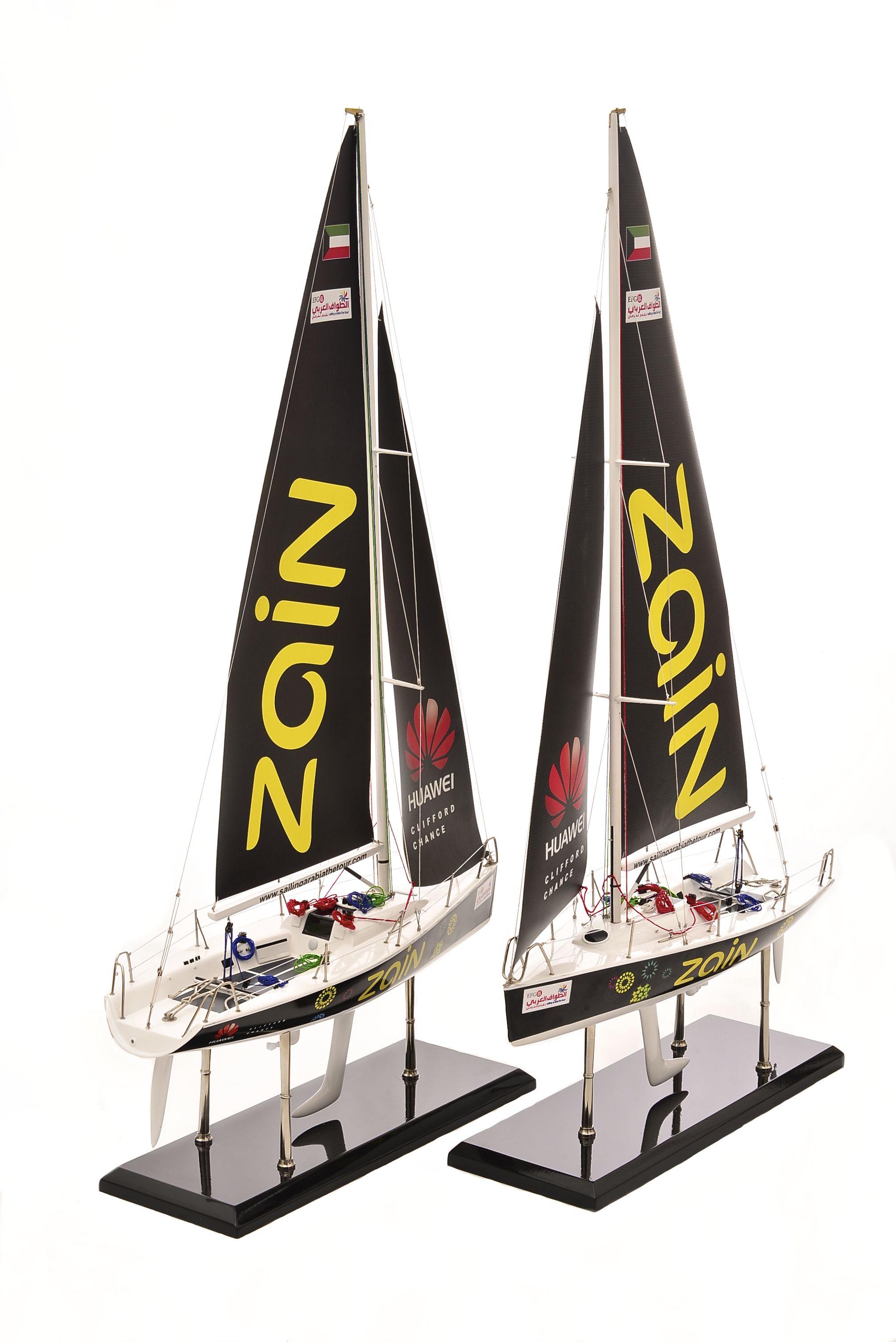 1801-10544-Farr-Racing-Yacht-Custom-Model