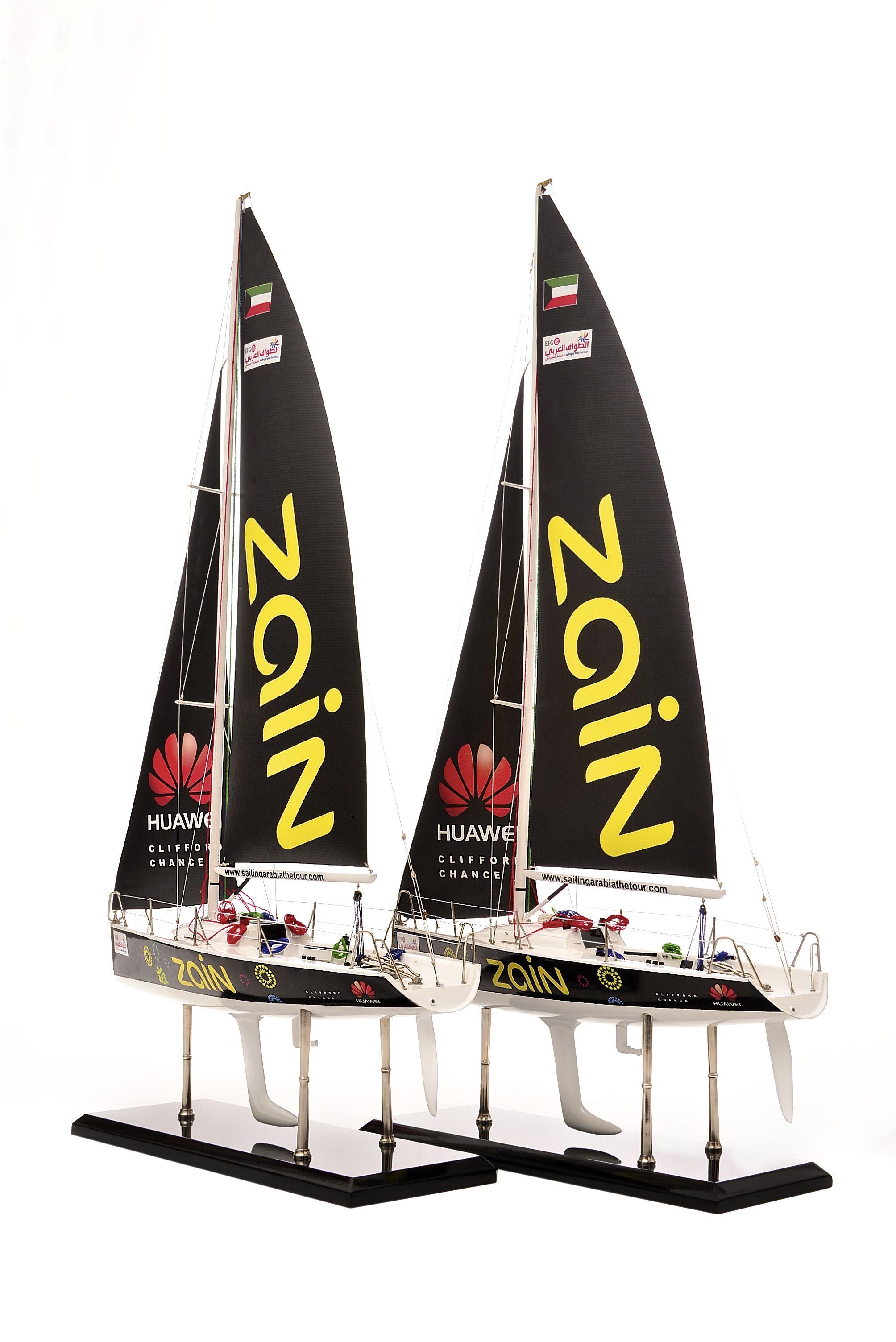 1801-10547-Farr-Racing-Yacht-Custom-Model