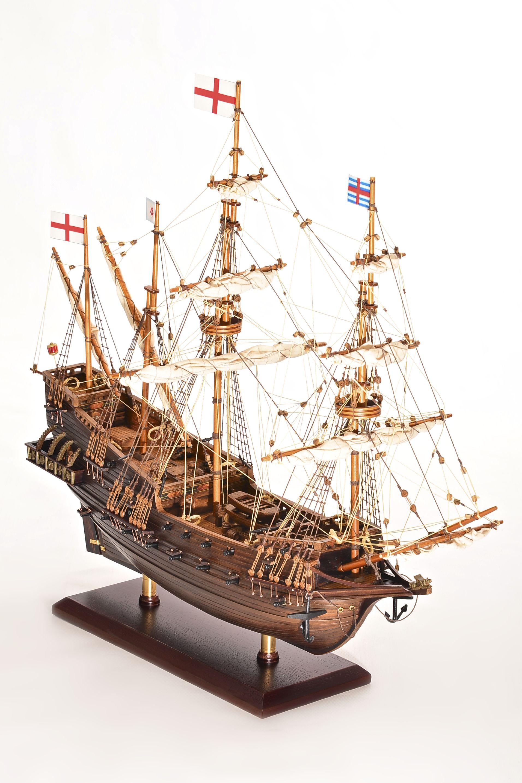 1803-10769-Hms-Revenge-Model-Ship