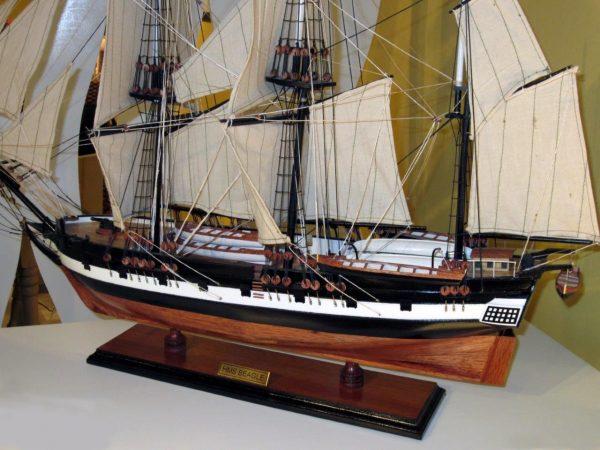 1824-10704-HMS-Beagle-Model-Ship-Standard-Range