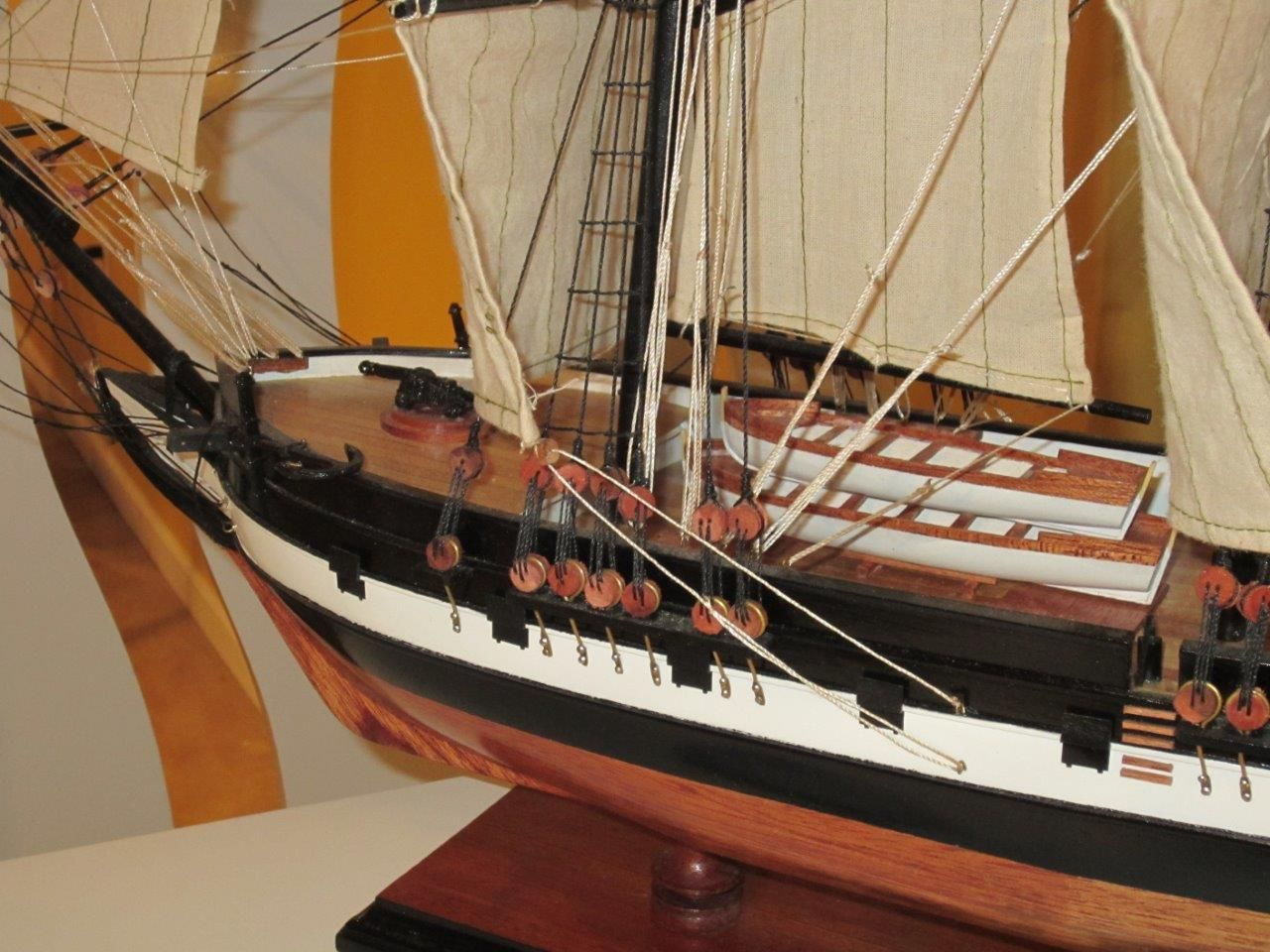 1824-10705-HMS-Beagle-Model-Ship-Standard-Range