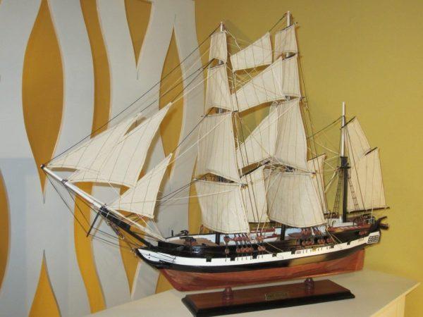 1824-10707-HMS-Beagle-Model-Ship-Standard-Range