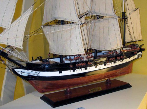 1824-10708-HMS-Beagle-Model-Ship-Standard-Range