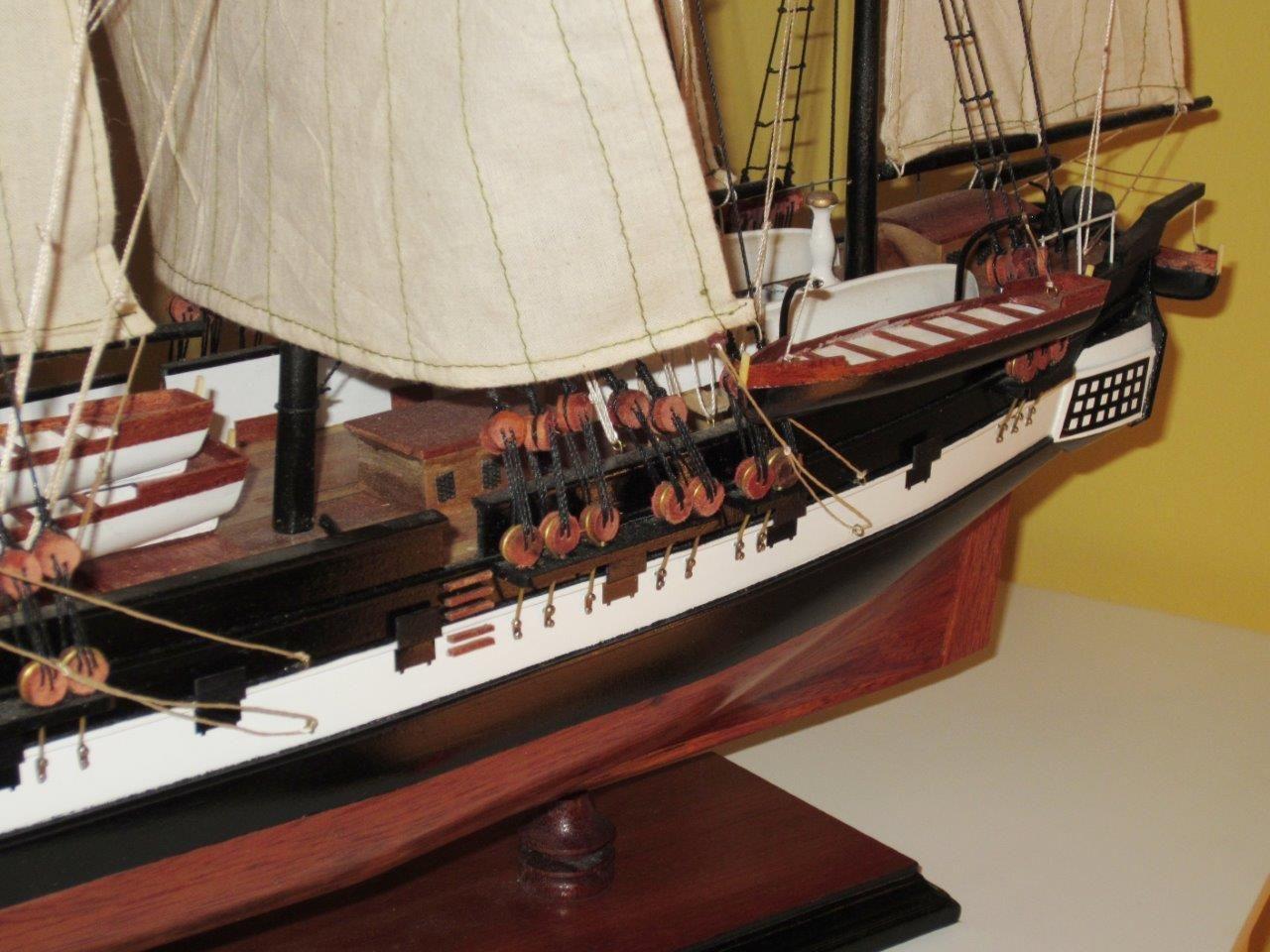 1824-10710-HMS-Beagle-Model-Ship-Standard-Range