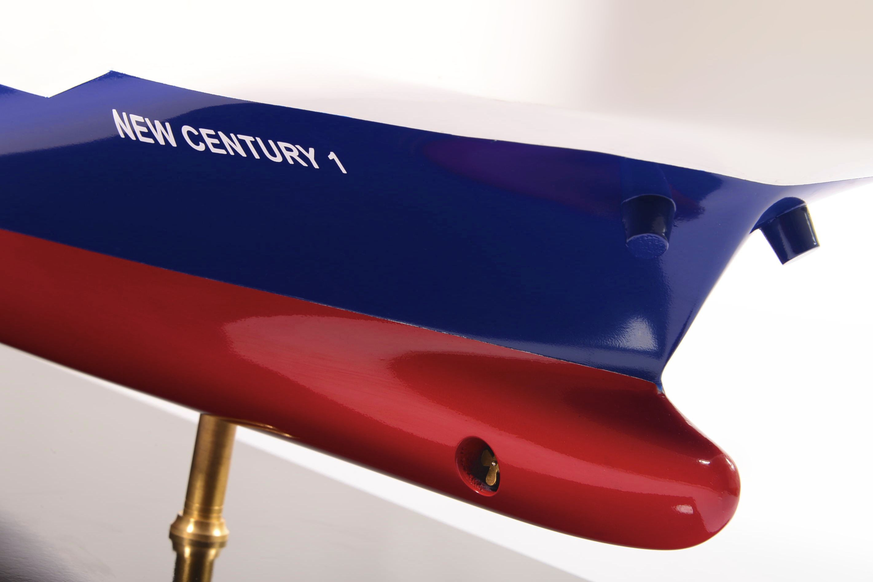 New Century 1 Vehicle Carrier Model Ship