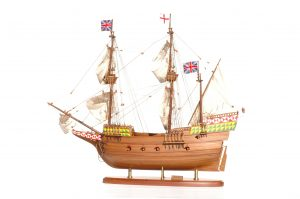 1861-11150-Mayflower-Ship-Model-Superior-Range