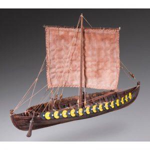 Viking Gokstad Model Ship Kit Scale 1 to 72 - Dusek (D002)
