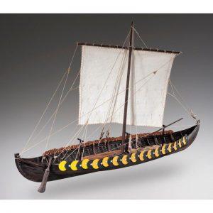 Viking Gokstad Model Ship Kit Scale 1 to 35 - Dusek (D006)