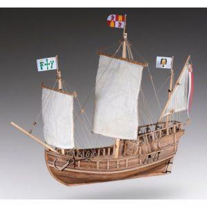 Pinta Model Ship Kit - Dusek (D011)