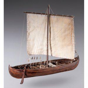 Viking Knarr Model Boat Kit - Dusek (D013)