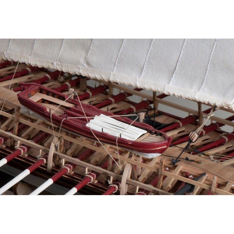 1893-11381-La-Real-Ship-Model-Kit-Dusek-D015