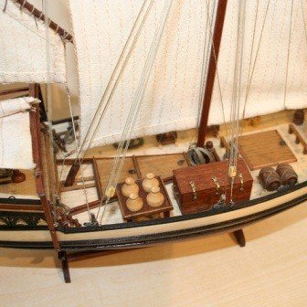 1898-Sultan-Arab-Dhow-Model-Boat-Kit-Artesania-latina-22165