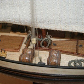 1900-Sultan-Arab-Dhow-Model-Boat-Kit-Artesania-latina-22165