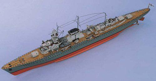 1910-11423-Nurnberg-Boat-Kit-Incl-Fittings-Aeronaut-AN363000