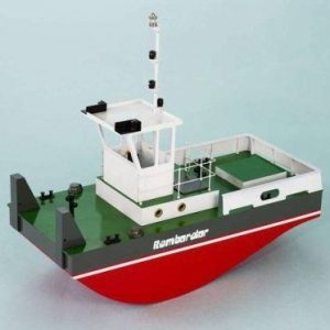 Ramborator Model Boat Kit - Aeronaut (AN3048/00)