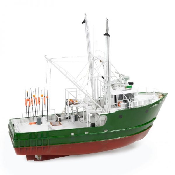 Andrea Gail Boat Kit 1 to 30 Scale - Billing Boats (B526)