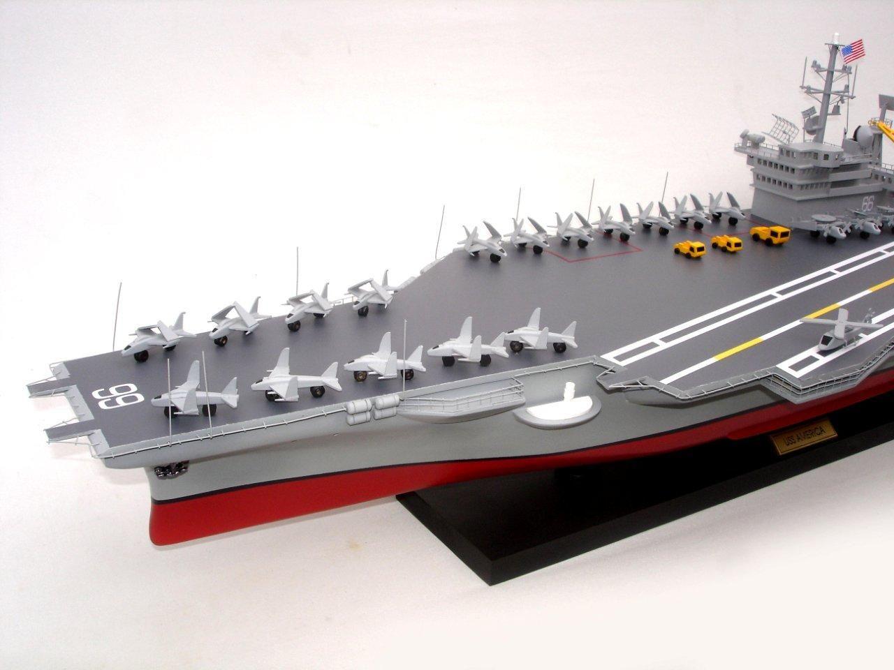 1944-12488-Aircraft-Carrier-Uss-America-CV-66-ship-model