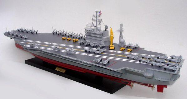 1944-12492-Aircraft-Carrier-Uss-America-CV-66-ship-model