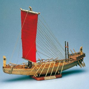 1966-11621-Egyptian-Ship-Model-Kit-Amati-1403