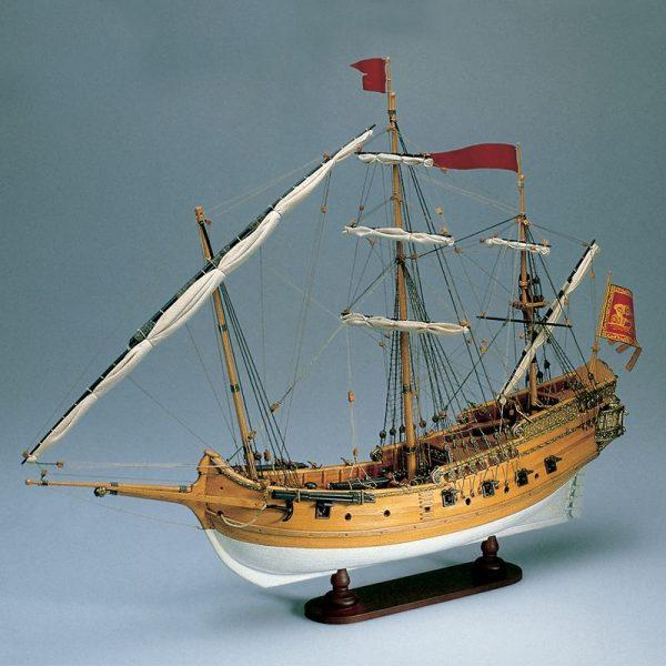 1967-11624-Polacca-Boat-Kit-Amati-1407