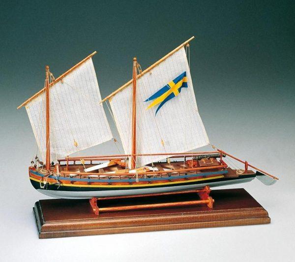 1972-11631-Swedish-Gunboat-Kit-Amati-1550