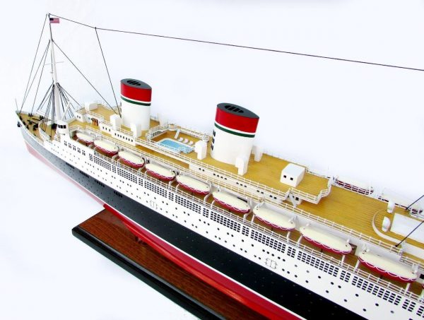 Conte Di Savoia Ship Model - GN (CS0089P)