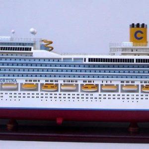 1987-11680-Costa-Fortuna-wooden-model-boat