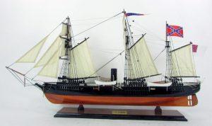 1988-11690-Css-Alabama-ship-model