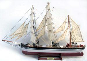 1993-11722-Elissa-Wooden-Model-Ship
