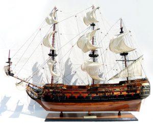1996-12602-Wapen-von-Hamburg-III-Model-ship