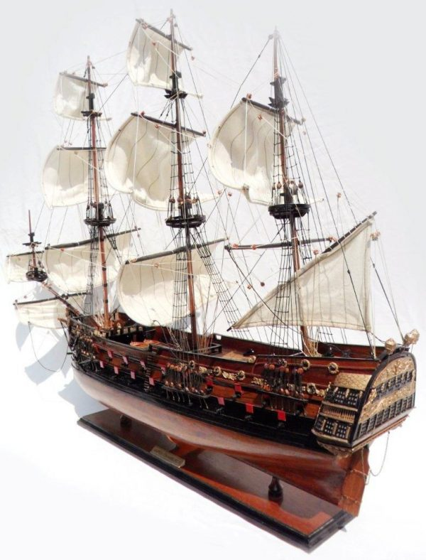 1996-12608-Wapen-von-Hamburg-III-Model-ship