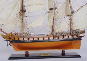 2020-11872-HMS-Essex-Model-Ship