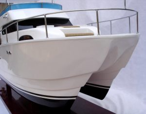 2022-11880-Twin-Hull-Viking-Sport-Yacht-model-boat