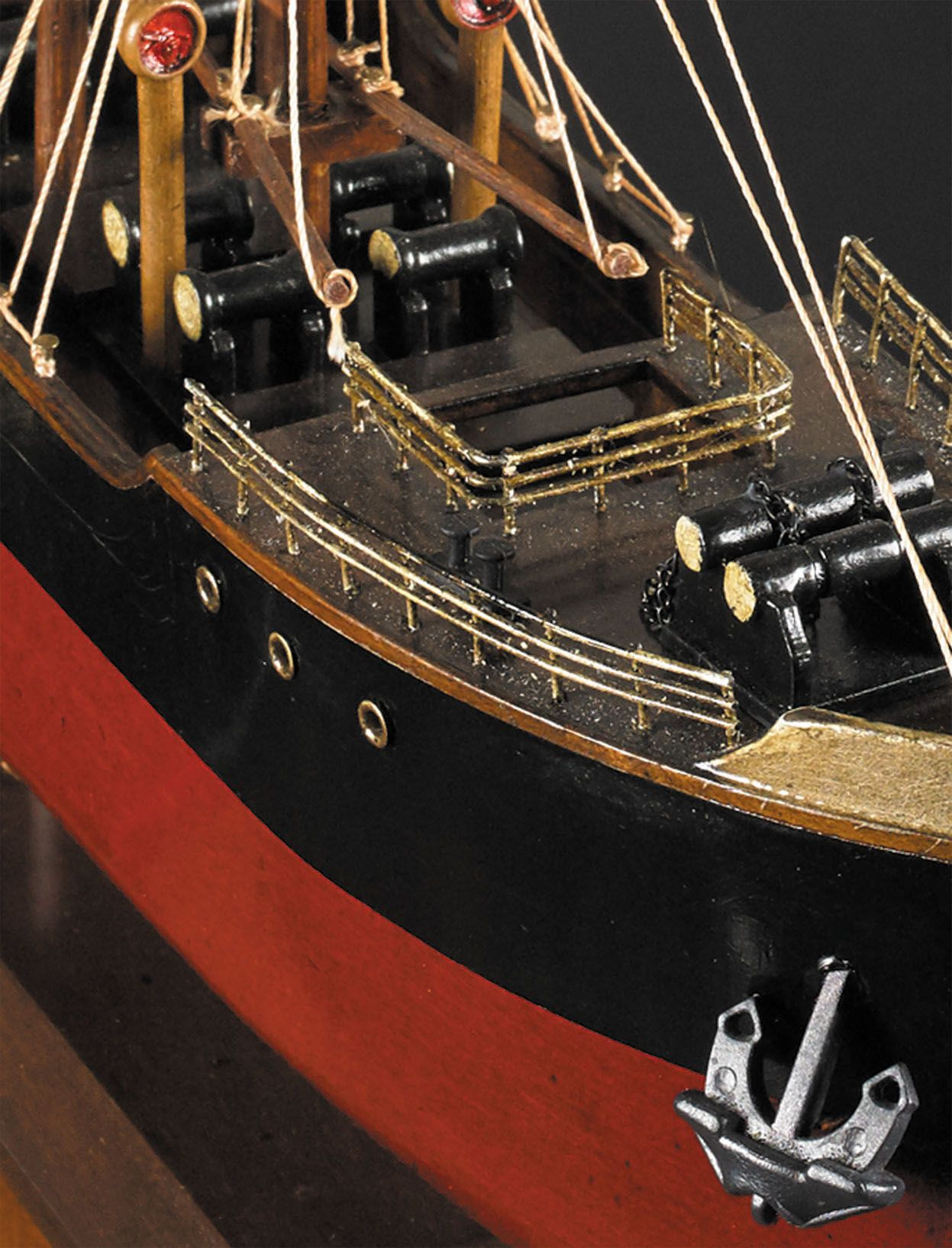 2042-12067-Malacca-Model-Boat-Authentic-Models-AS303