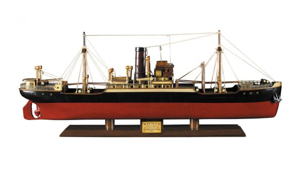 2042-12068-Malacca-Model-Boat-Authentic-Models-AS303